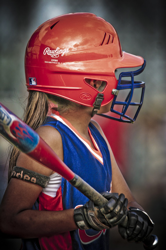 baseball-Girl