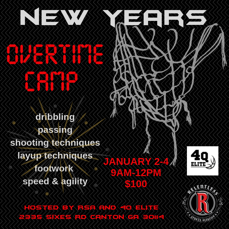 New Yrs Basketball Camp