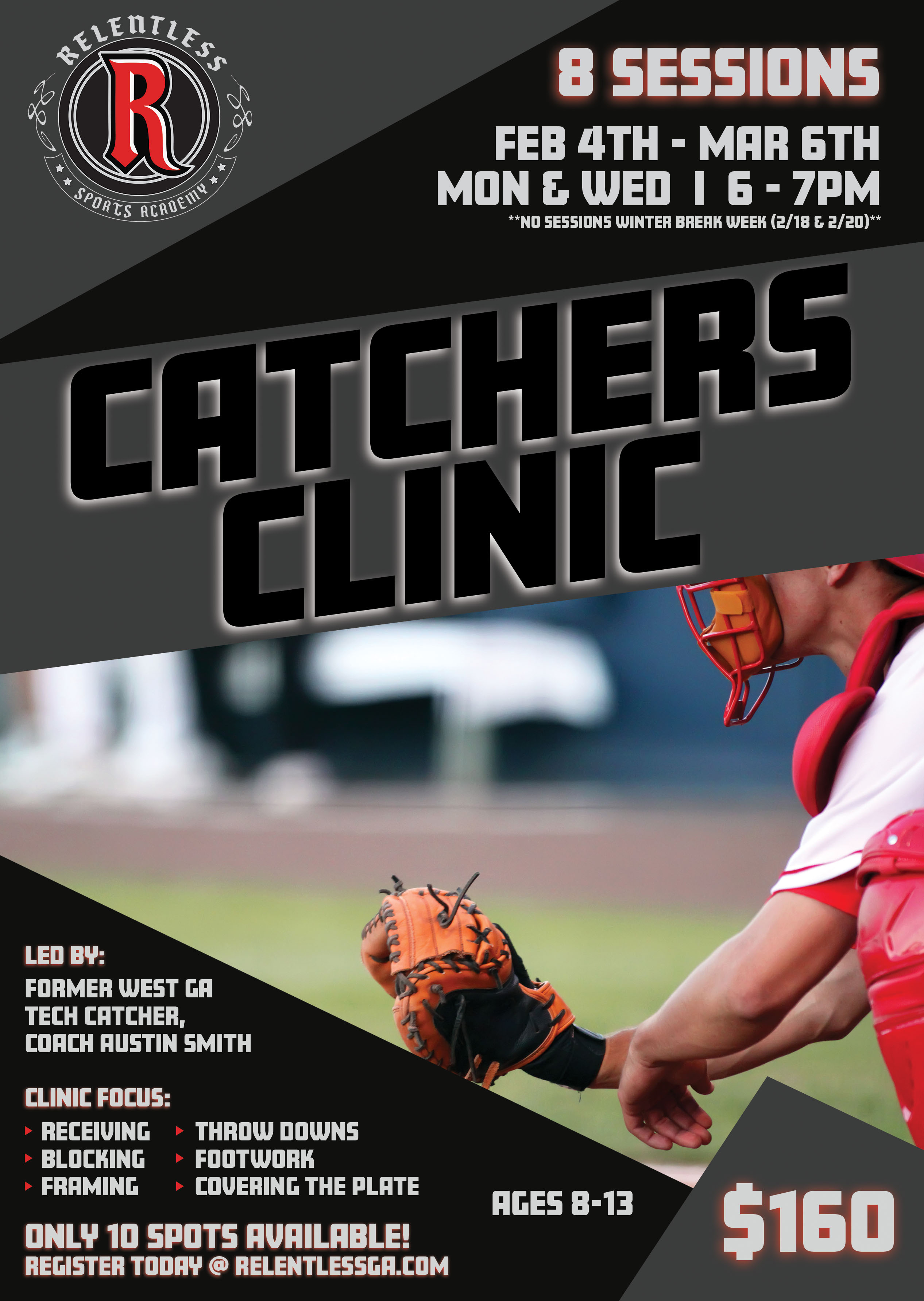 Catchers Clinic.Small