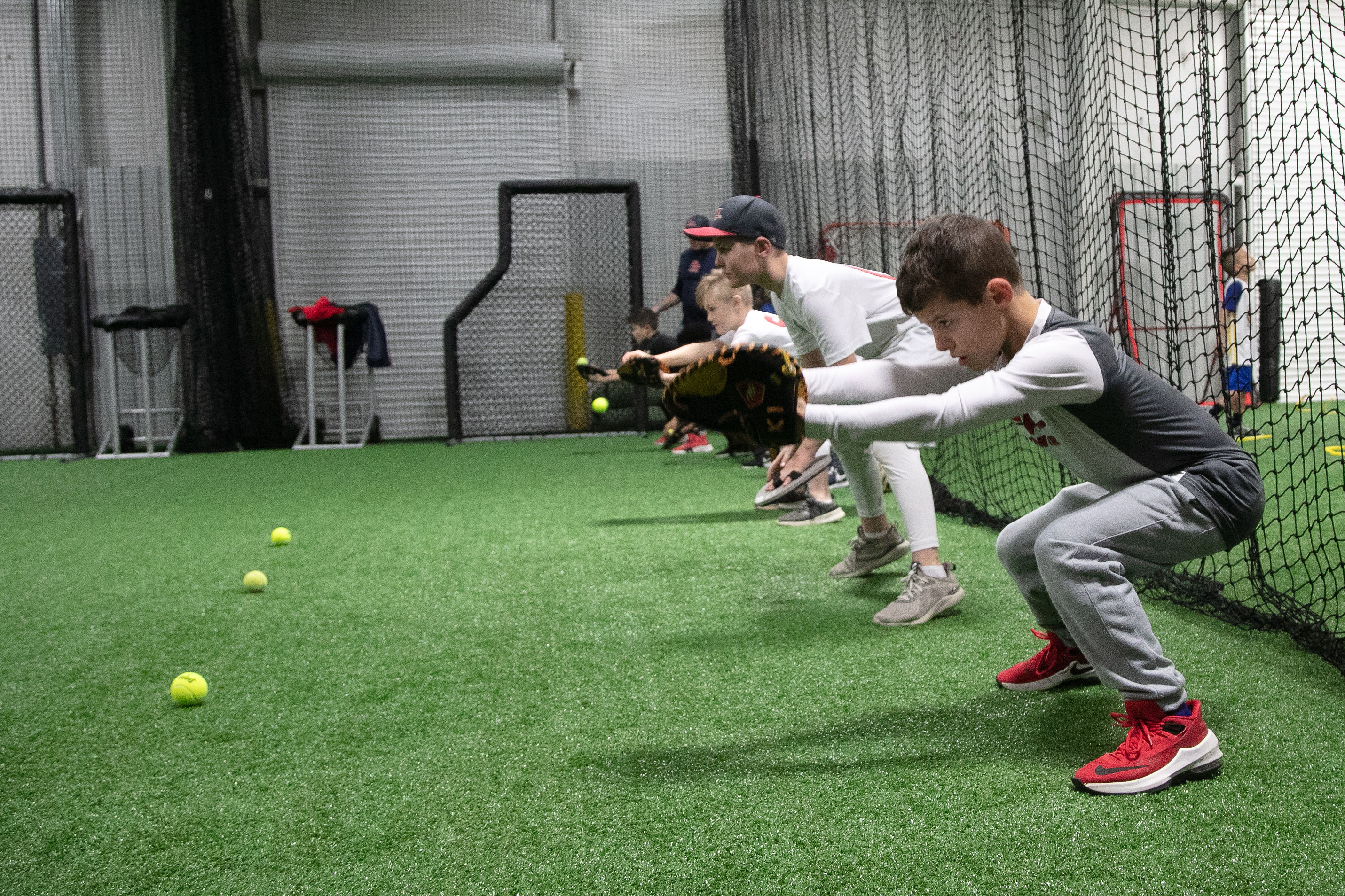 Baseball – Relentless Sports Academy