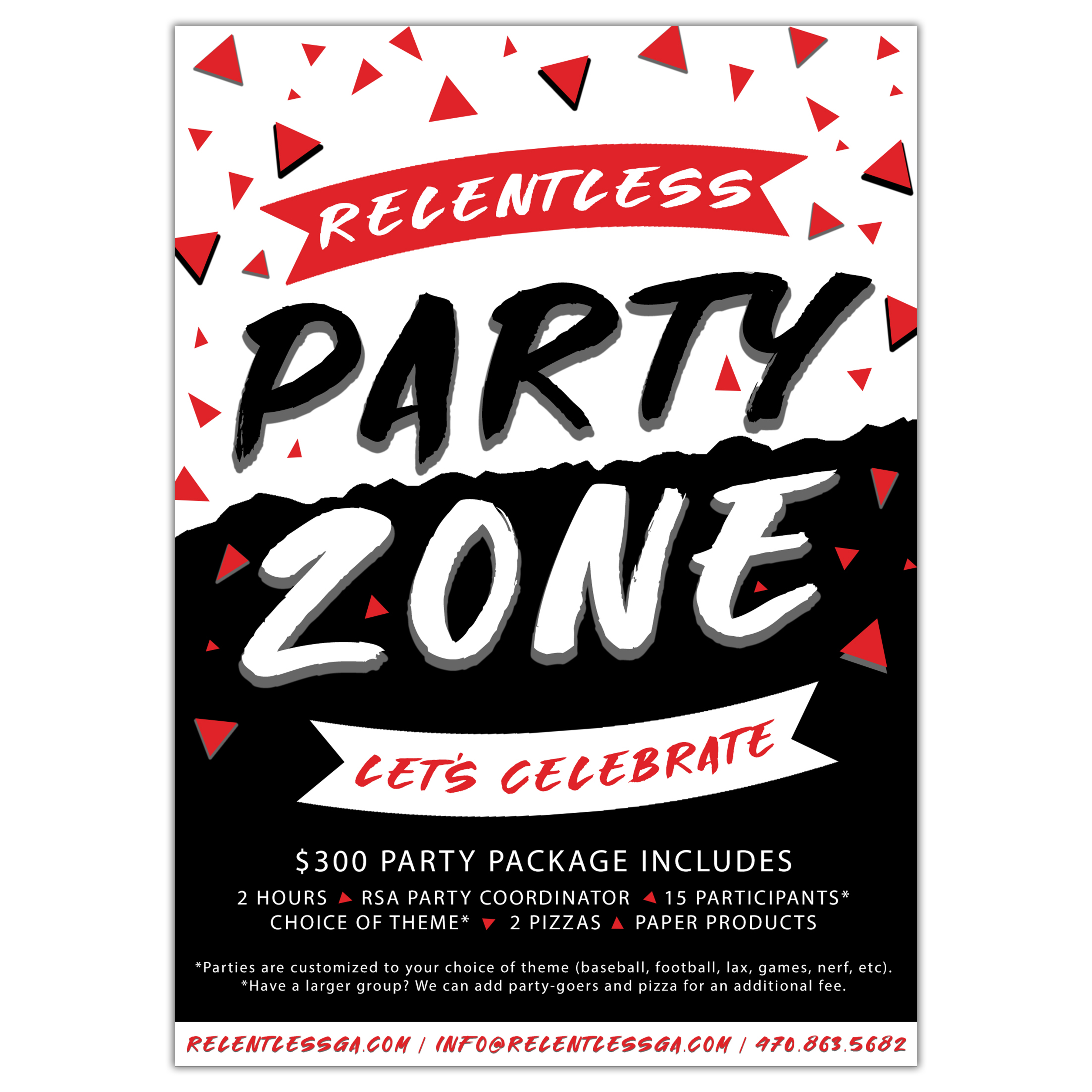 RSA Party Zone IG Post